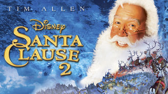 Netflix Box Art for Santa Clause 2, The